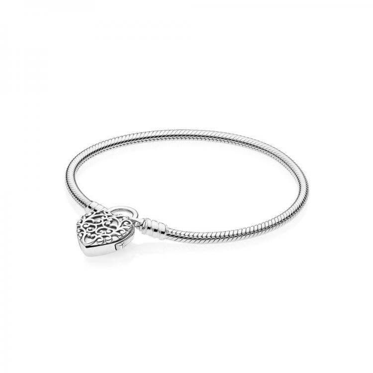 Браслет Moments «Королевское сердце»