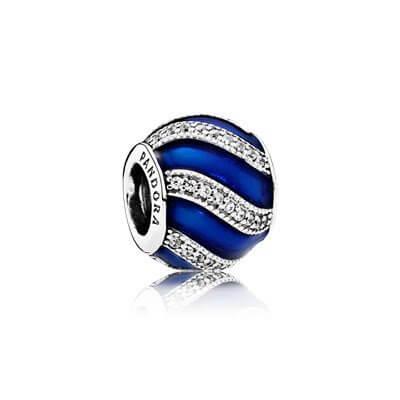 Шарм «Синяя изящность»