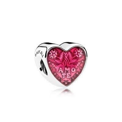 Шарм «Признание в любви на латыни»