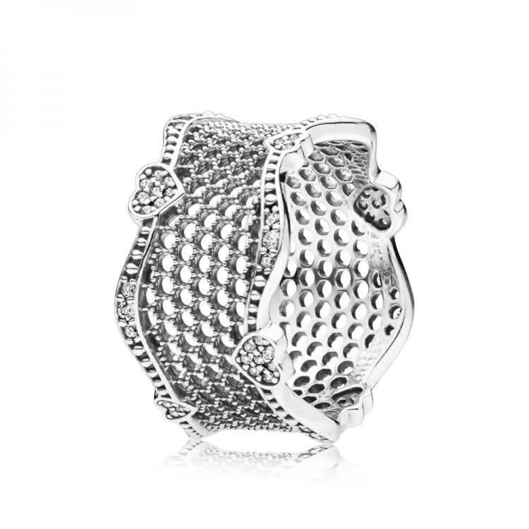 Кольцо «Кружево любви»