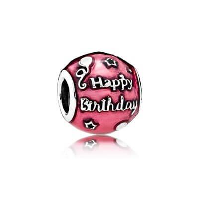 Шарм «Happy Birthday»