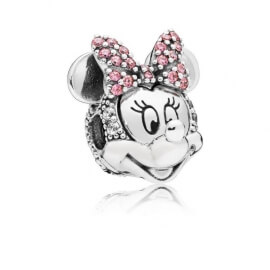 Клипса Disney «Сияющий портрет Минни»