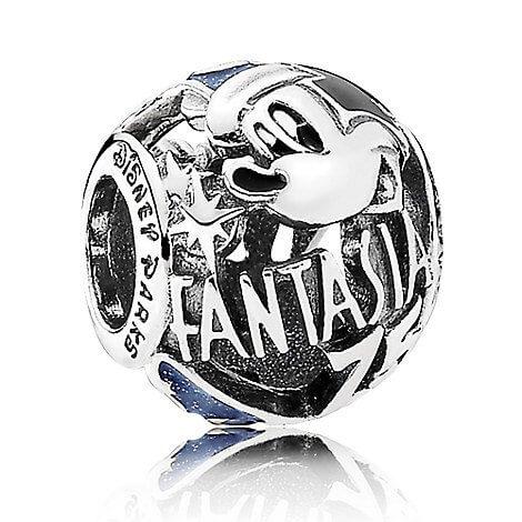 Бусина «Шар Mickey Fantasia»