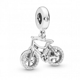 Подвеска «Сверкающий велосипед»