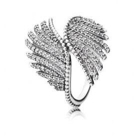 Кольцо «Волшебные перья»