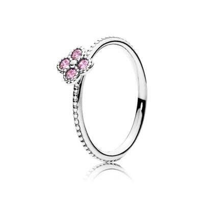 """Кольцо """"Розовый восточный цветок"""""""